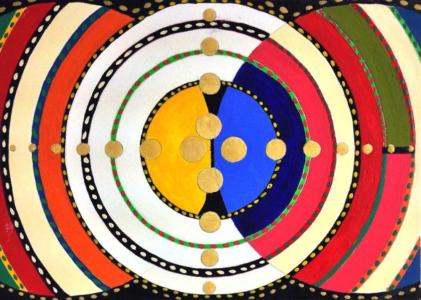 Mandala Board 001