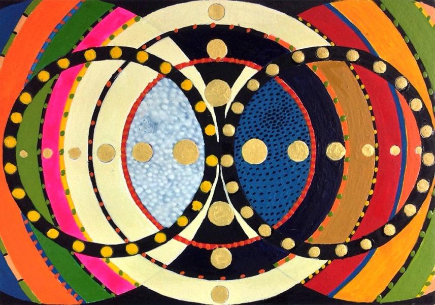 Mandala Board 002