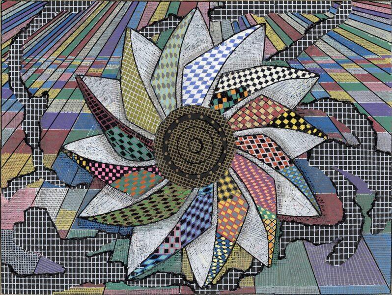 Untitled 2021-10 (Pinwheel 2)