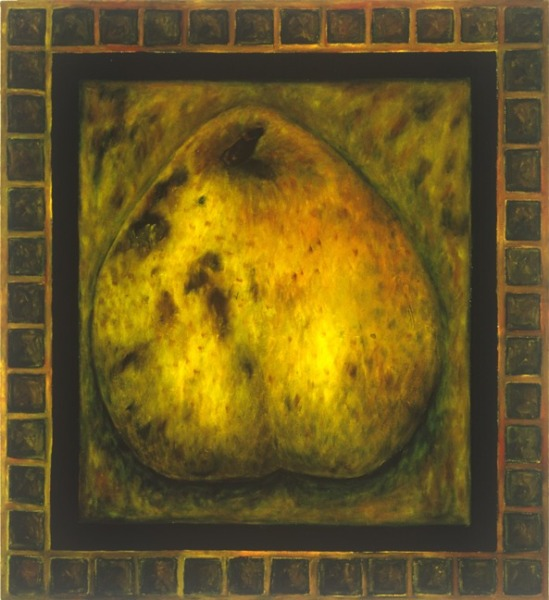 Medieval Pear